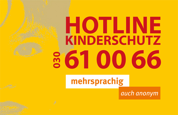 Kinderschutz Hotline Berlin